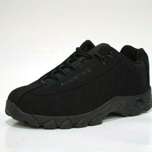 K-Swiss St329 Suede Mens Shoes Size 8